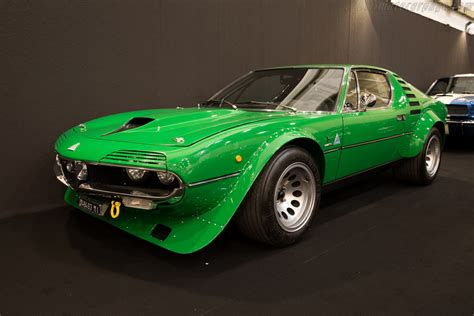 1973 Alfa Romeo Montreal Group 4 - Images, Specifications ...