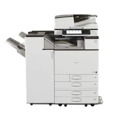 Ricoh MP C6003 Copier - Ricoh copiers Chicago - Color MFP