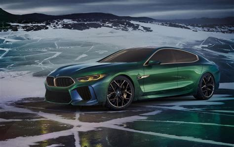 m8 gran coupe bmw m8 gran coupe concept revealed production version confirmed performancedrive