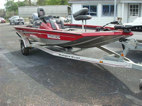 Ranger Aluminum Boats Beaumont Tx by 2014 Ranger Rt178c 18 Foot 2014 Ranger Motor Boat In