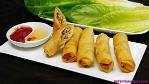 Vietnamese Egg Roll (Chả Giò) - NPFamily Recipes
