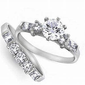 bridal set engagement rings wedding promise diamond With best wedding ring sets
