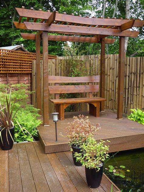 zen patio decor