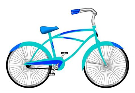 Bicycle Clip Clipart Of A Bike 101 Clip