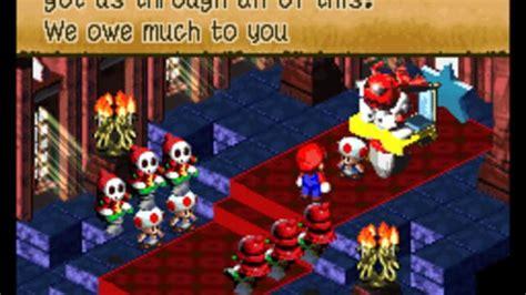 Super Mario Rpg Legend Of The Seven Stars 1996