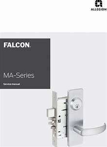 Falcon Ma Series Service Manual 106694
