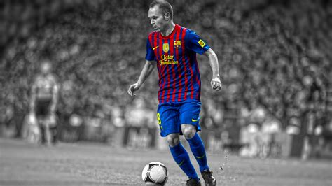 andres iniesta wallpapers weneedfun