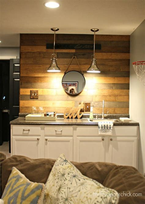 favorite wood planked wall pinterest bar areas