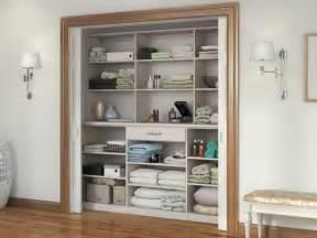 Walk In Linen Closet Design by Get Linen Hall Closet Solutions At California Closets