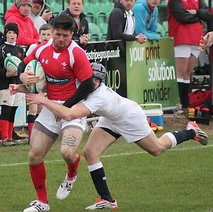 Wales Maintain Dominance Against Spirited Opposition : SL ...