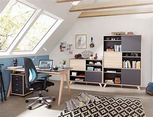 Home Office Einrichten Ideen : beautiful b ro optimal einrichten pictures ~ Bigdaddyawards.com Haus und Dekorationen