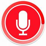 Recording Icon Icons Virtual Record Voice Number