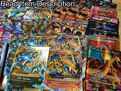 Pokemon Cards Xy New Ex S/ Full Arts / Holo Rares/ Ultra