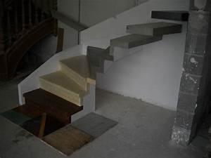 Escalier béton ciré ESCALIER DEJEAN BEZIERS