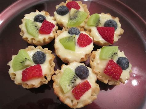 Finding phyllo dough recipes can provide you with a wide array of options to create delicious gourmet food. Phyllo Fruit Tart Recipe — Dishmaps