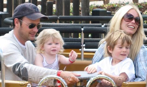 claudia schiffer and family claudia schiffer and family at legoland windsor moms