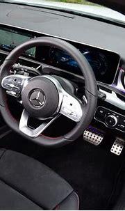 Mercedes A-Class hybrid interior & comfort | DrivingElectric
