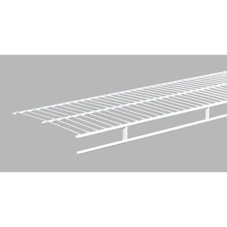 Closetmaid Wire Shelf by Closetmaid Wire Shelf Rod Walmart