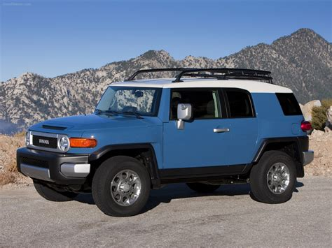 Toyota Fj Cruiser 2013 Exotic Car Image #10 Of 58