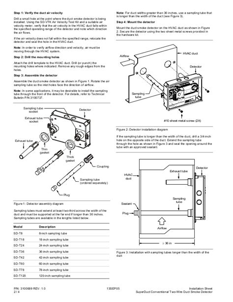 duct detector wiring diagram 28 wiring diagram images