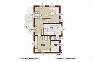 Haus Raumaufteilung Planen : favorit massivhaus ~ Lizthompson.info Haus und Dekorationen