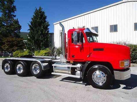 sterling  daycab semi trucks