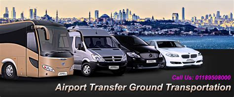 Airport Transfer Cars by Airport Transfer Ground Transportation Taxi Company