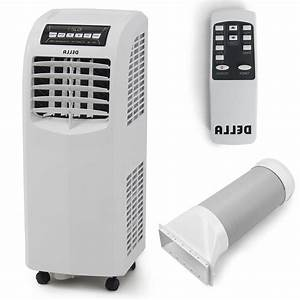 Air Conditioner 8 000 Btu Portable Cooling A  C Cool