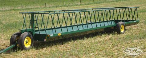 hay feeder wagon diller cattle silage feeder wagon