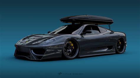Modified ferrari 360 modena lovely exhaust sound! Ferrari 360 Modena Modified|Autodesk Online Gallery