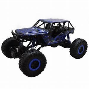 Rc Auto : 1 10 scale 2 4g 4 wheel drive rock crawler remote control rc car christmas gift ebay ~ Gottalentnigeria.com Avis de Voitures