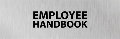 employee handbook district departments bryan independent school