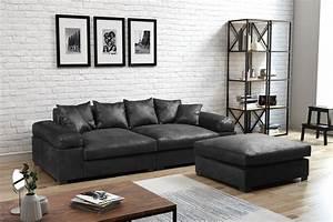 Big Sofa Mit Hocker : big sofa megasofa riesensofa arezzo vintage real ~ Yasmunasinghe.com Haus und Dekorationen