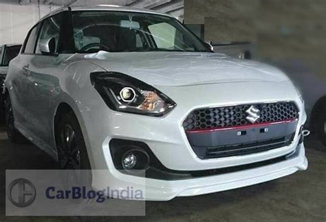 maruti swift rs india launch date price specifications