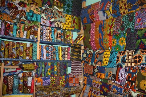 west africans ditch dutch wax prints  chinese real