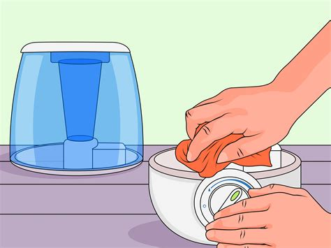 How To Clean A Cool Mist Humidifier 12 Steps (with Pictures