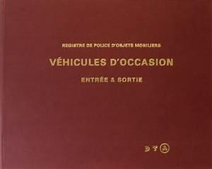 Registre De Police : gio 1762 registre de police vo entr es et sorties 100 pages tissot le sp cialiste des ~ Medecine-chirurgie-esthetiques.com Avis de Voitures