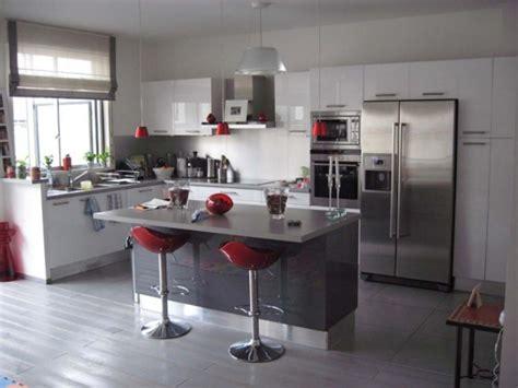 aménagement cuisine ouverte sur salle à manger cuisine ouverte sur salle à manger iconart co