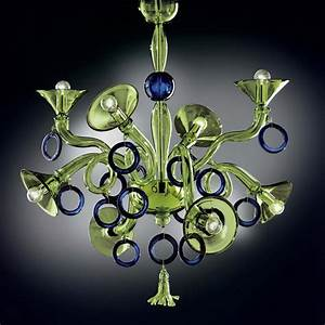 Murano Glass Chandelier Modern : green and blue modern murano glass chandelier dml503k8gb murano imports ~ Sanjose-hotels-ca.com Haus und Dekorationen