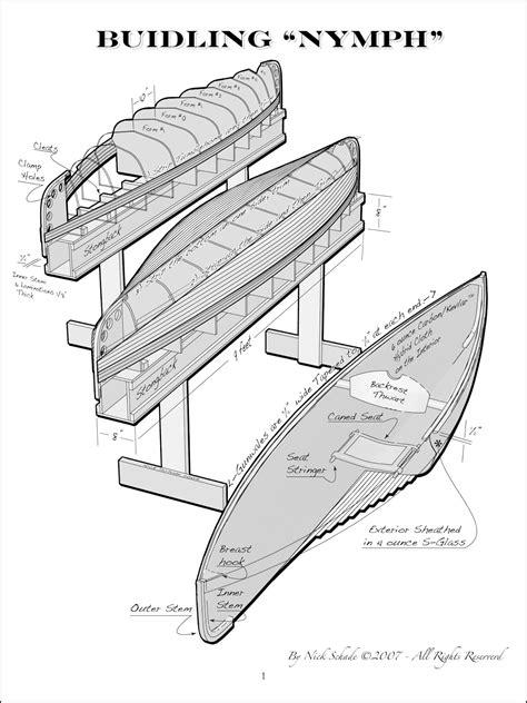 canoe plans     boat plans