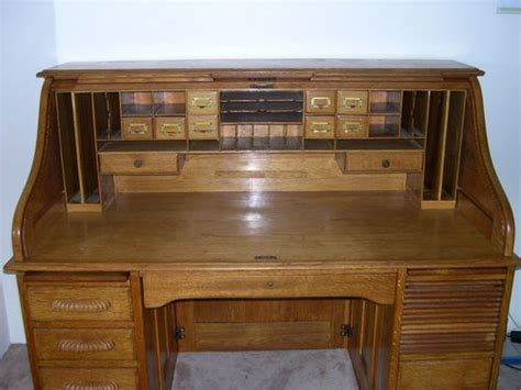 Antique Solid Oak Roll Top Desk Circa 1895  Tops, Fly. Best Height For Standing Desk. Desk Lifter. Used Dining Tables. Quarter Sawn Oak Desk. 36 Corner Desk. Small Wood Chest Of Drawers. Reclaimed Wood Bar Table. Thomasville Secretary Desk