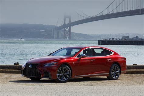 Lexus Ls Price by 2018 Lexus Ls Priced From 75 995