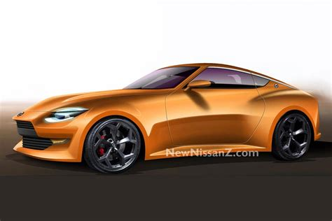 This Is What The Nissan 400Z Will Look Like | CarBuzz