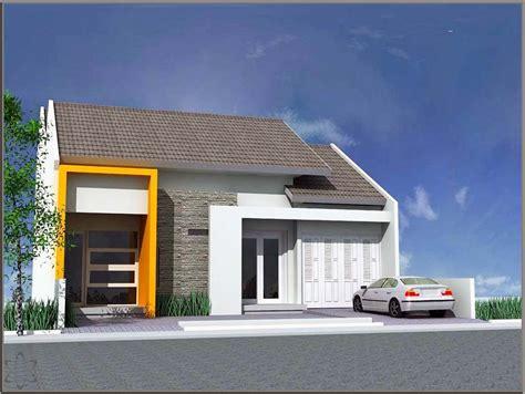 foto rumah sederhana  desa  kampung terbaru
