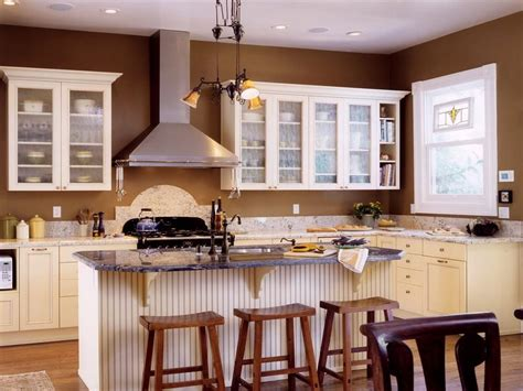 paint colors for kitchens with white cabinets decor
