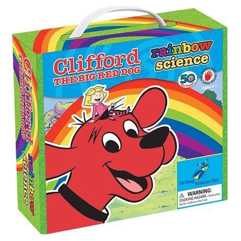 rainbow science clifford the big preschool science 875 | cliffordrainbowscomp