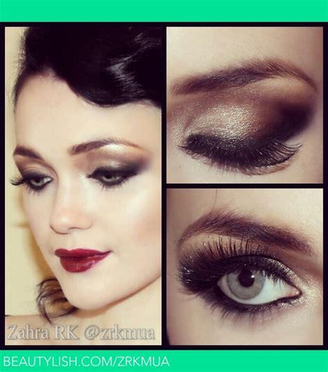 makeup for hair 1920s hair and makeup zahra r 39 s zrkmua photo beautylish