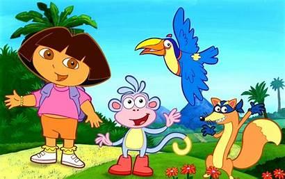Spanish Cartoons Dora Cool Exploradora Learn Entertain