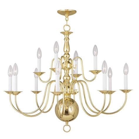 bel air lighting stewart 5 light polished brass tapers
