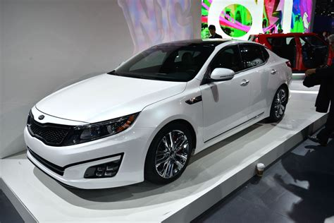 2018 Kia Optima Is Better By A Nose Autoblog
